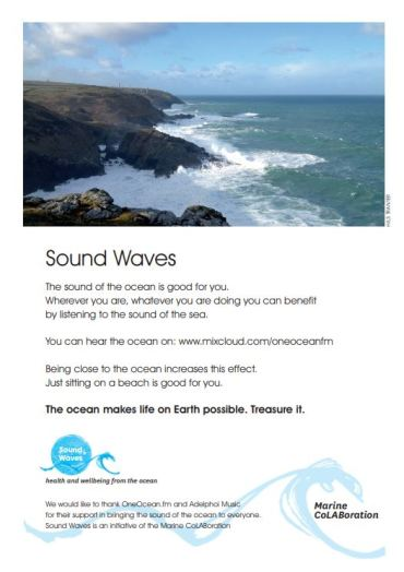 soundwaves poster image